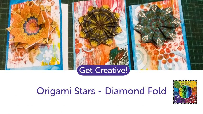 Get Creative: Origami Stars / Origami Flowers